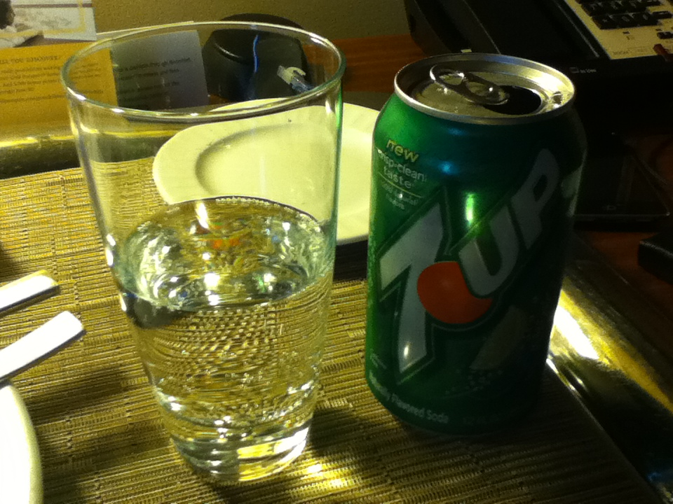 7 Up @ Grand Hyatt Seattle